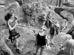 Hike at Rim Rock