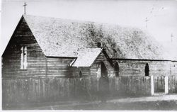 Original Timber Catholic Church