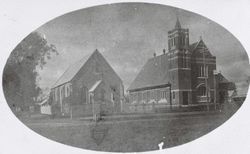 Epworth Hall and Methodist Church