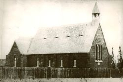 Wilkie Memorial Church of England 1865