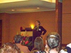 Former Editor in Chief of AJN Diana Mason