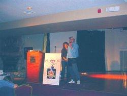 Sean and Jo Mulligan, Organizers HPCC