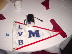 2011 LVBMA Founders' Day Cup & Burgee