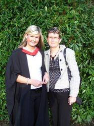 Miss Laura & Mum