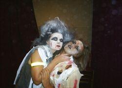 Scary Miss Laura & Tori