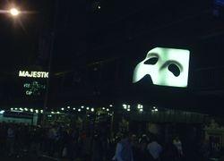 The Phantom Of The Opera, Broadway.........