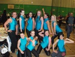 More of the senior girls