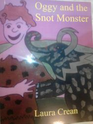 Oggy and the Snot Monster's latest new look cover