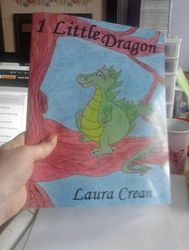 1 Little Dragon Front Cover