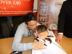 laura and peter andre