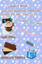 Radcliffe Bandstand Fundraiser 30-4-16