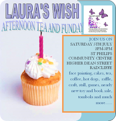 Afternoon Tea and Funday 2014
