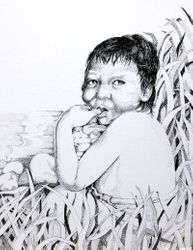 Choco Indian Baby