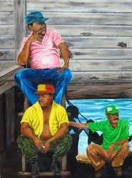 Chiman Fishermen