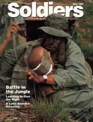 Cover, SOLDIERS Magazine