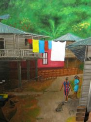 Chiman, Republic of Panama 1986