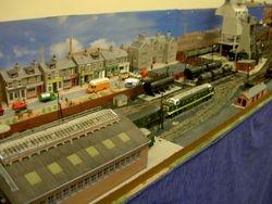 Diesel shed