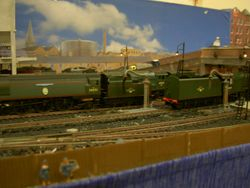 Steam Shed 2