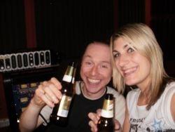 Beer buddies!