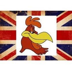 Draft Design for UK Leghorn Club (Joke)