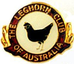 Leghorn Club of Australia's Emblem