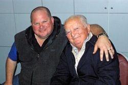 Darren Collier & Vic Essery
