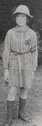 1919 Brownie Uniform