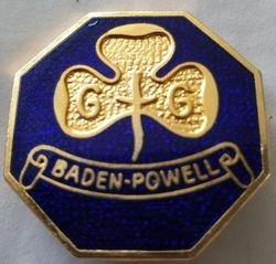 1990-2000s Baden-Powell Award