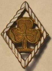 1932-1990 Division Commissioner Badge