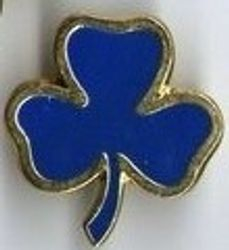 1983-1990 Blue 8-Point-Badge (year 4)