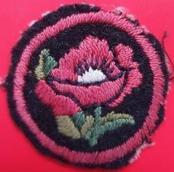 Poppy Patrol Badge (felt)