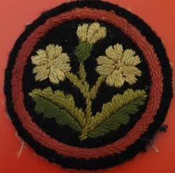 Primrose Patrol Badge (felt)