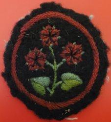 Scarlet Pimpernel Patrol Badge (felt)