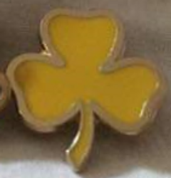 1983-1990 Yellow 8-Point-Badge (year 1)