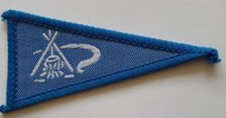 Outdoor Cooking Patrol Interest Pennant