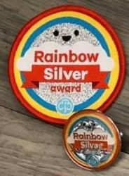 Rainbow Silver Award