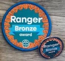 Ranger Bronze Award