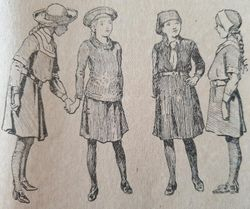 1915 Brownie Uniform suggestions