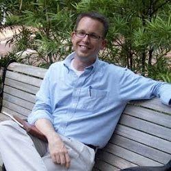 Author Ed Madden