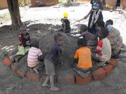 Kids at play,