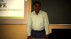 Sujay Raju H - Project Co - ordinator