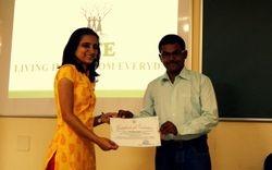 Sangeeta Dhaka - Student Manager