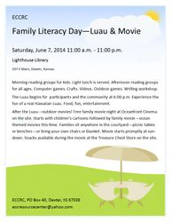 Literacy Luau Day