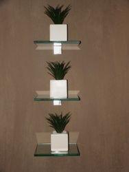 Floating Shelves Atrium