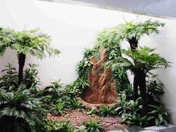 Water Feature Atrium