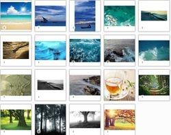 Landscapes & Sea