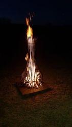 Flame Bowl Large