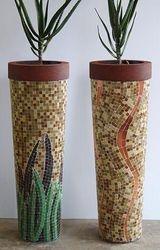 OB Round & Rim Mosaic