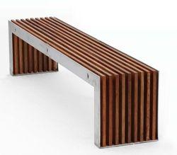 Flat Timber Slat