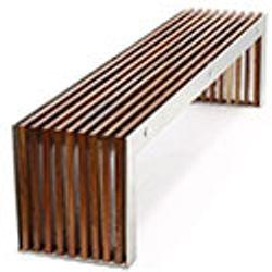 Flat Slat Bench